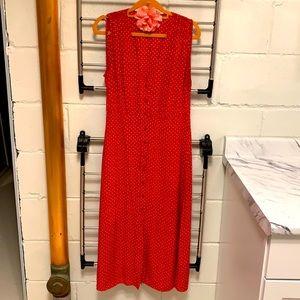 ❤️ & Other Stories printed midi dress